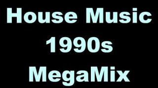 House Music 1990s MegaMix – (DJ Paul S)