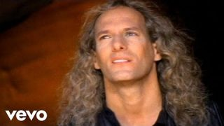 Michael Bolton – Said I Loved You…But I Lied (Official Music Video)